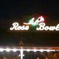 Photo taken at Rose Bowl Stadium by Sheridan F. on 10/25/2012