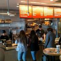 Photo taken at Chipotle Mexican Grill by Rob D. on 1/27/2016