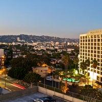 Photo taken at Beverly Hills Marriott by Milestone Internet Marketing on 12/14/2013