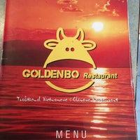 Photo taken at Golden Bo Restaurant by DJ EDO on 12/29/2012