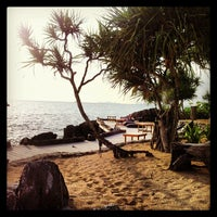 Photo taken at Moonlight Bay Resort Koh Lanta by Ralf S. on 3/22/2013