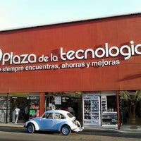 Photo taken at Plaza De La Tecnología by A. E. on 2/22/2013