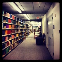 Photo taken at Dimond Library by Jake on 9/21/2012
