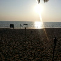 Photo taken at C&N Kho Khao Beach Resort by Denis S. on 2/19/2014
