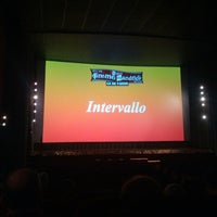 Photo taken at Nuovo Cinema Mandrioli by Massimo P. on 1/13/2014