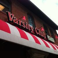 Photo taken at Varsity Club by Patrick 🍀 C. on 12/22/2012