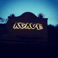 Photo taken at Agave by Leigh H. on 9/1/2014