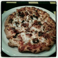 Photo taken at The Gourmet Pizza Shoppe by Rob on 11/20/2012