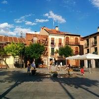 Photo taken at Plaza del Santo Martino by Lauro S. on 7/12/2014
