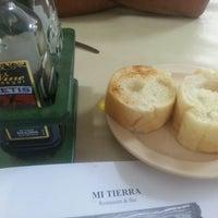 Photo taken at Mi Tierra Rest. & Bar by Victor S. on 3/13/2013
