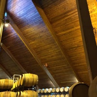 Photo taken at Chappellet Winery by Janet D. on 11/23/2013
