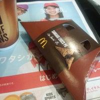 Photo taken at マクドナルド 4号線草加清門町店 by oyakata U. on 11/26/2012