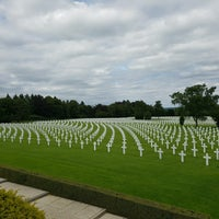 Photo taken at Henri-Chapelle American Cemetery and Memorial by Frank B. on 8/7/2016