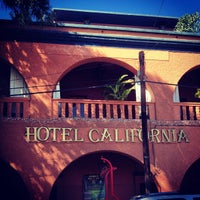Photo taken at Hotel California by Luis Carlos on 11/25/2012