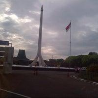 Photo taken at Taman Mini Indonesia Indah (TMII) by Yuris S. on 3/10/2013