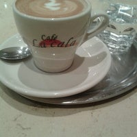 Photo taken at La Cala by Elvira L. on 9/19/2012