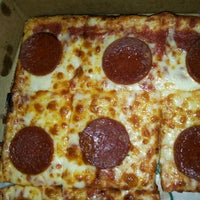 Photo taken at Ledo Pizza by Crystal P. on 9/26/2012