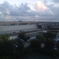 Photo taken at Marina Bay Marine Resort by Monica🌺Gutierrez R. on 11/23/2013