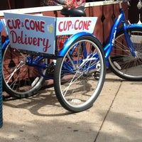 Photo taken at Cup and Cone by Mark on 8/2/2013