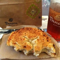 Photo taken at Panera Bread by Nicole C. on 12/17/2012