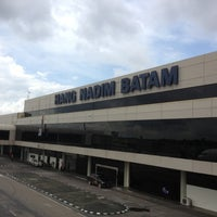 Photo taken at Hang Nadim International Airport (BTH) by Tommy K. on 12/17/2012