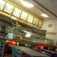 Photo taken at Subway by Anna A. on 9/14/2012
