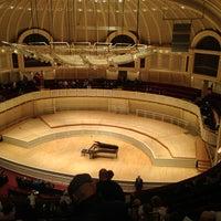 Photo taken at Symphony Center (Chicago Symphony Orchestra) by Bill A. on 4/7/2013
