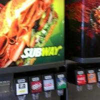 Photo taken at Subway by Ck H. on 10/2/2012