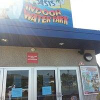 Photo taken at Sahara Sam's Oasis by Milton M. on 9/17/2012