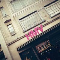 Photo taken at hmv by Derek on 9/28/2012