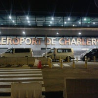 Photo taken at Brussels South Charleroi Airport (CRL) by Mindaugas G. on 11/15/2012
