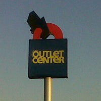 Photo taken at Outlet Center by Tuba Y. on 10/13/2012