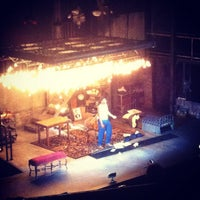 Photo taken at Huntington Theatre Company at the BU Theatre by Ksenia on 2/1/2013