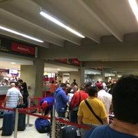 Photo taken at Aeropuerto Internacional Alfonso Bonilla Aragón (CLO) by Davincho C. on 10/15/2014