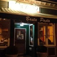 Photo taken at Basta Pasta by Jason T on 1/26/2014