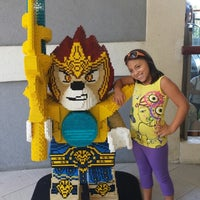 Photo taken at Lego Store by Carlos M. on 2/7/2014