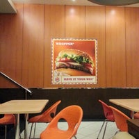 Photo taken at Burger King by Lowie W. on 10/1/2012