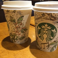 Photo taken at Starbucks by Hande O. on 4/15/2016