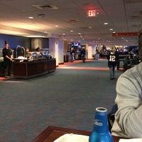 Photo taken at Putnam Club - Gillette Stadium by Sean M. on 12/10/2012