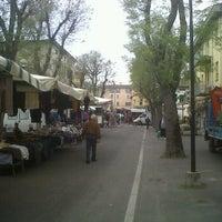 Photo taken at Mercato Di Langhirano by Alberto P. on 4/2/2012