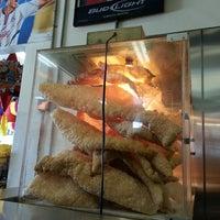 Photo taken at Establos Meat Market by Angela M. on 7/10/2013