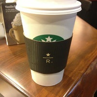 Photo taken at Starbucks by Brad W. on 2/24/2013