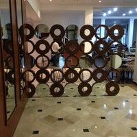 Photo taken at Hilton Garden Inn by Estanislao C. on 10/15/2013