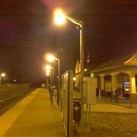 Photo taken at NJT - Mahwah Station (MBPJ) by 0zzzy on 11/23/2012