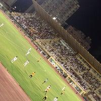 Photo taken at استاد محمد الحمد (القادسية) by Adel A. on 4/12/2014