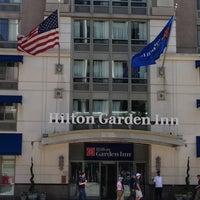 Photo taken at Hilton Garden Inn Washington DC Downtown by Christina H. on 5/31/2013