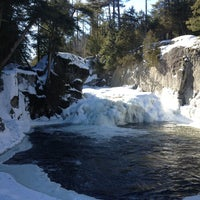 Photo taken at Wilmington Flumes by Dan S. on 2/18/2013