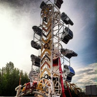 Photo taken at Tanana Valley State Fair Assoc by Tyler B. on 8/6/2013