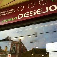 Photo taken at Espaço Desejo by Miguel on 2/13/2014