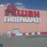 Photo taken at Ашан by aleshka on 6/27/2013